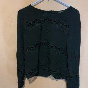 Tops - Blouse forever 21 H&M Q zara free people hollister